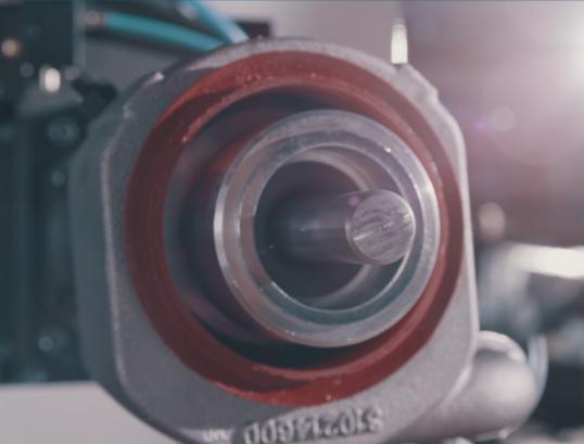 Automatický podavač tyčí Boss 338 HD Superfast 6