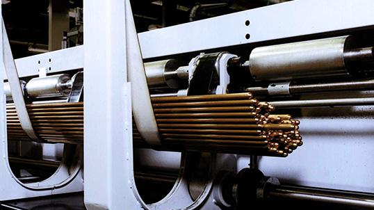Automatický podavač tyčí Sir 36 4