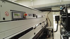 Automatický podavač tyčí Sir 52 Instalace